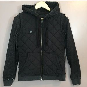 Hurley Quilted Jacket